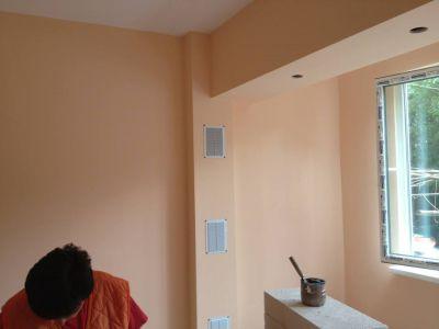 Боядисване на стени и тавани - Изображение 4