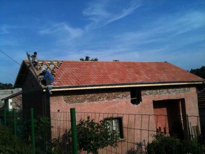 Изграждане на нов покрив - Изображение 6