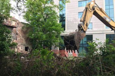 Събаряне на сгради - Изображение 6