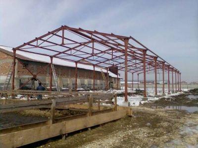 Изграждане на метални халета и конструкции - Изображение 2