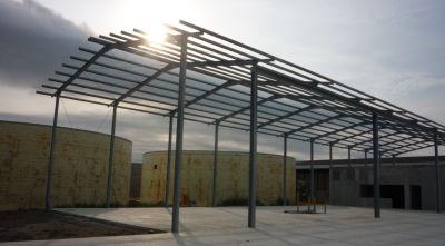 Изграждане на метални халета и конструкции - Изображение 3