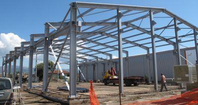 Изграждане на метални халета и конструкции - Изображение 4