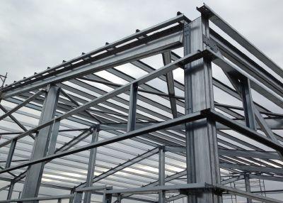 Изграждане на метални халета и конструкции - Изображение 5