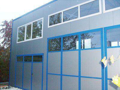 Изграждане на метални халета и конструкции - Изображение 7