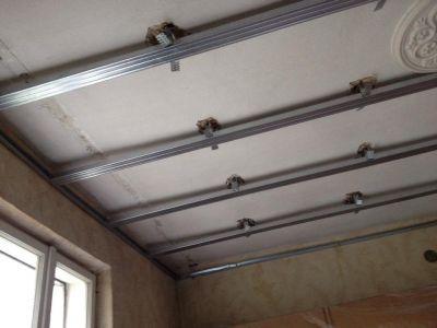 Монтаж на окачени тавани - Изображение 2