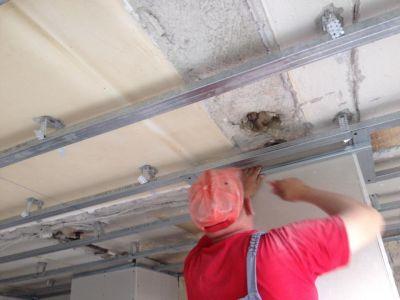 Монтаж на окачени тавани - Изображение 3