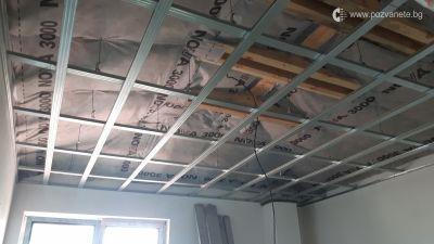 Монтаж на окачени тавани - Изображение 8